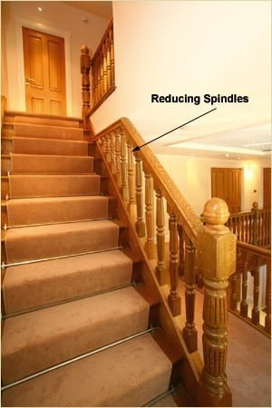 Reducing Spindles