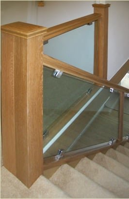 staircase refurbishments - hibberd staircase