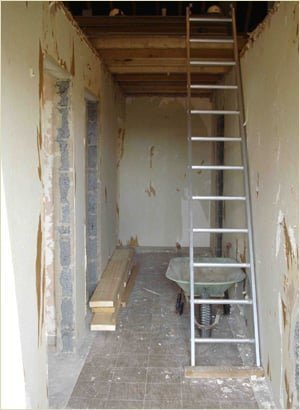 staircase refurbishements - fron dirion
