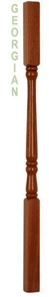Georgian Staircase Spindle