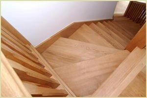 Staircase Glossary - Winders