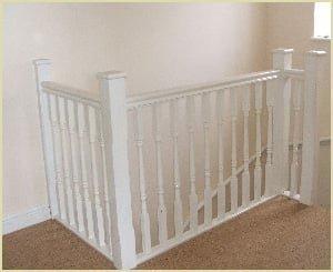 Staircase Glossary - Balustrade