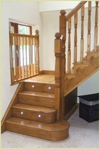 Staircase Glossary - Landing