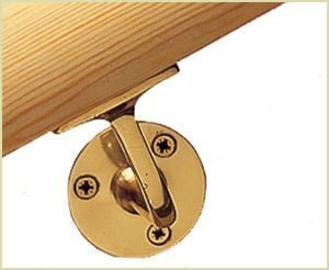 Staircase Glossary - Wall Rail Brackets