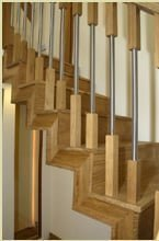 Spindles - Contemporary Spindle