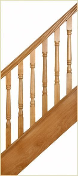 Spindles - Oak Spindles