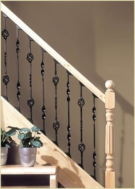 madison metal spindles