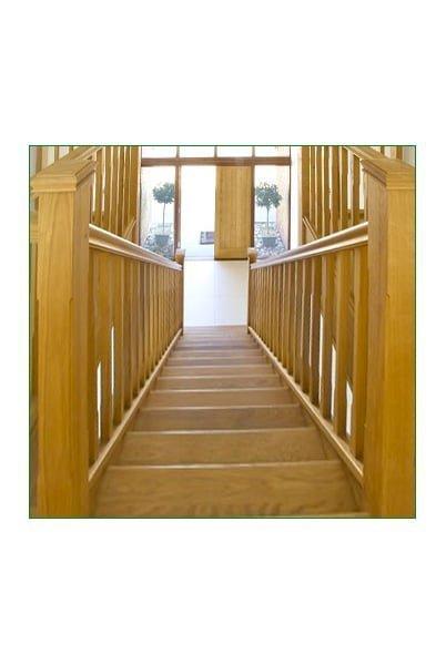 staircase case studies - stapylton glass staircase