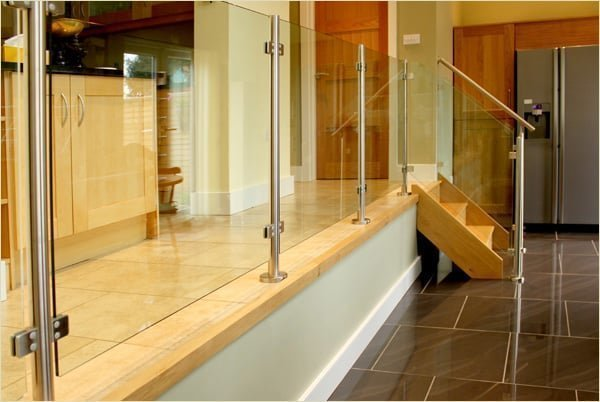 why pear stairs liscombe glass staircase