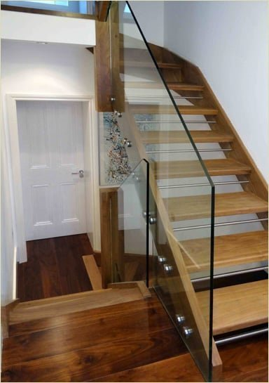 why pear stairs - gorleston glass staircase