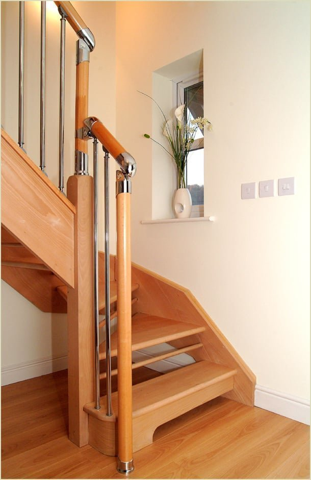 because we make staircases like this - fusion staircase
