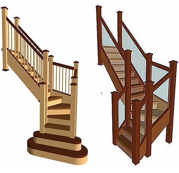 Stair Creator designs