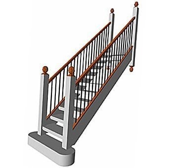 Online staircase design