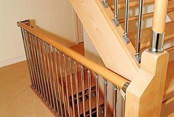Fusion stair balustrade