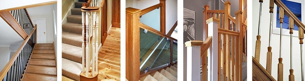 Five staircase designs by Pear Stairs