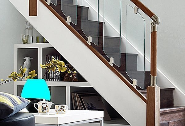 Five ways to update stairs on a budget