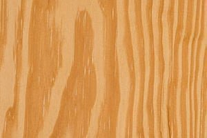 Southern yellow pine is strong and decorative